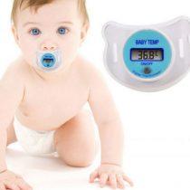 Tétine thermomètre pour bébé